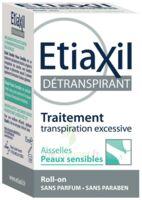 Etiaxil Aisselles Détranspirant Peau Sensibles Roll-on/15ml à ARGENTEUIL