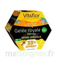 Vitaflor Bio Gelée Royale 1500mg Solution Buvable 20 Ampoules/15ml Promotion à ARGENTEUIL