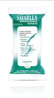 Saugella Antiseptique Lingette Hygiène Intime Paquet/15 à ARGENTEUIL