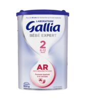 Gallia Bebe Expert Ar 2 Lait En Poudre B/800g à ARGENTEUIL