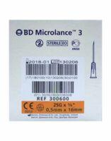 Bd Microlance 3, G25 5/8, 0,5 Mm X 16 Mm, Orange  à ARGENTEUIL