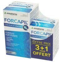 Forcapil Gélules Croissance Vitalité Cheveux Ongles B/180+60 à ARGENTEUIL