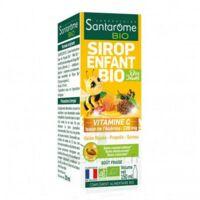 Santarome Bio Sirop Fortifiant Enfant Fl/150ml à ARGENTEUIL