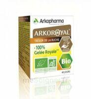 Arkoroyal 100% Gelée Royale Bio Gelée Pot/40g à ARGENTEUIL