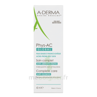 Aderma Phys'ac Global Soin Imperfection Sévères 40ml à ARGENTEUIL