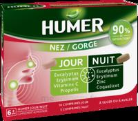 Humer Nez/gorge Jour&nuit 15 Comprimés à ARGENTEUIL