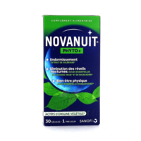 Novanuit Phyto+ Comprimés B/30 à ARGENTEUIL