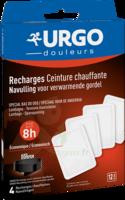 Urgo Recharges Ceinture Chauffante X4 à ARGENTEUIL