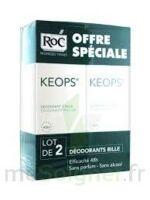 Keops Deodorant Bille Peaux Fragiles Lot De 2 à ARGENTEUIL