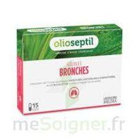 Olioseptil Bronches 15 Gélules à ARGENTEUIL