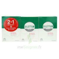 Silettum Nutrition Du Cheveu 60 X2 + 60 Offertes à ARGENTEUIL