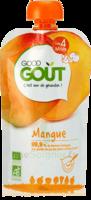Good Goût Alimentation Infantile Mangue Gourde/120g à ARGENTEUIL