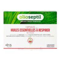 Olioseptil - Capsules Huiles Essentielles à Respirer - Nez Dégagé à ARGENTEUIL