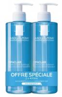 Effaclar Gel Moussant Purifiant 2*400ml à ARGENTEUIL
