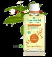 Puressentiel Articulations & Muscles Huile De Massage Bio** Effort Musculaire - Arnica - Gaulthérie - 100 Ml à ARGENTEUIL