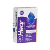Sohearcomfort Protection Auditive Silicone Natation Adulte à ARGENTEUIL