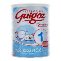 Guigoz Optipro 1 Lait En Poudre B/800g à ARGENTEUIL