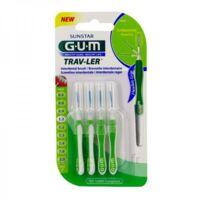 Gum Trav - Ler, 1,1 Mm, Manche Vert , Blister 4 à ARGENTEUIL