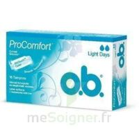 Ob Pro Comfort, Light Flow , Bt 16 à ARGENTEUIL