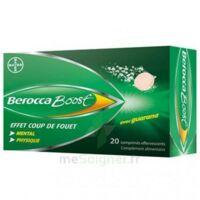 Beroccaboost Comprimés Effervescents B/20 Promo 2€ à ARGENTEUIL