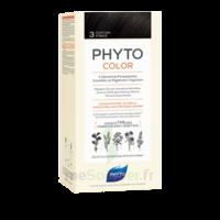 Phytocolor Kit Coloration Permanente 3 Châtain Foncé à ARGENTEUIL