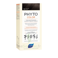 Phytocolor Kit Coloration Permanente 5 Châtain Clair à ARGENTEUIL