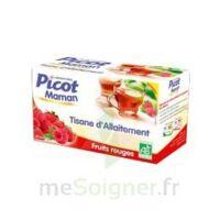 Picot Maman Tisane D'allaitement Fruits Rouges 20 Sachets à ARGENTEUIL