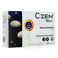 C'zen Nuit Comprimés B/30 à ARGENTEUIL