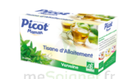 Picot Maman Tisane D'allaitement Verveine 20 Sachets à ARGENTEUIL
