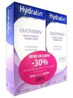 Hydralin Quotidien Gel Lavant Usage Intime 2*200ml à ARGENTEUIL