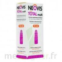 Neovis Total Multi S Ophtalmique Lubrifiante Pour Instillation Oculaire Fl/15ml à ARGENTEUIL