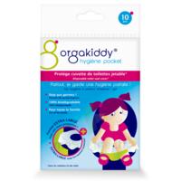 Orgakiddy Protège-cuvette Toilettes Xl Pochette/10 à ARGENTEUIL