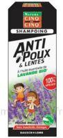 Cinq Sur Cinq Natura Shampooing Anti-poux Lentes Lavande 100ml à ARGENTEUIL