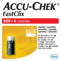 Accu-chek Fastclix Lancettes B/204 à ARGENTEUIL