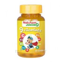 Nat&form Junior Ours Gomme Oursons 9 Vitamines B/60 à ARGENTEUIL
