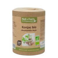 Nat&form Eco Responsable Konjac Bio Gélules B/200 à ARGENTEUIL