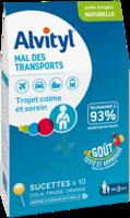 Alvityl Sucette Mal Des Transports B/10 à ARGENTEUIL