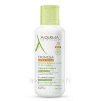 Aderma Exomega Control Crème émolliente Pompe 400ml à ARGENTEUIL