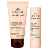 Rêve De Miel Crème Mains Et Ongles + Stick Lèvres Hydratant à ARGENTEUIL