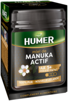 Humer Miel Manuka Actif Iaa 5+ Pot/250g à ARGENTEUIL