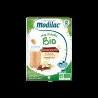 Modilac Céréales Farine Cacao Vanille Dès 12 Mois B/250g à ARGENTEUIL