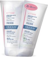 Ducray Ictyane Crèmes Duo 2 X 200ml à ARGENTEUIL