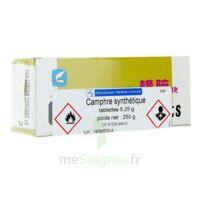 Cooper Camphre Tablettes 250g à ARGENTEUIL