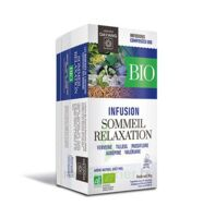 Dayang Sommeil Relaxation Bio 20 Infusettes à ARGENTEUIL