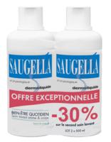 Saugella Emulsion Dermoliquide Lavante 2fl/500ml à ARGENTEUIL