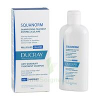 Ducray Squanorm Shampooing Pellicule Grasse 200ml à ARGENTEUIL