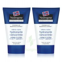 Neutrogena Crème Mains Hydratante Concentrée 2t/50ml à ARGENTEUIL