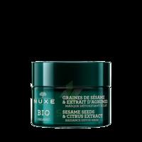 Nuxe Bio Masque Détoxifiant Eclat 50ml à ARGENTEUIL